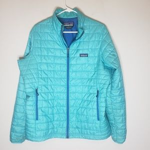 Patagonia Nano Puff Quilted Jacket Size XL